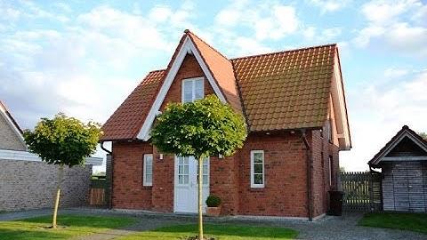 LIVE Besichtigung Ferienhaus Luna an der Ostsee von hundeurlaub.de