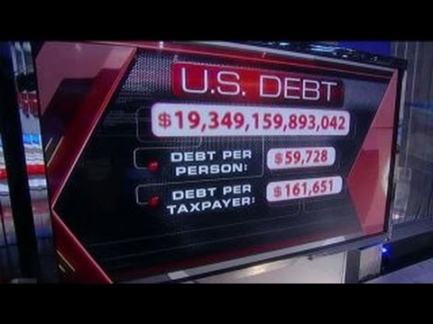 CBO warns of a debt crisis ahead