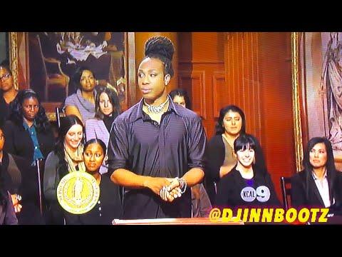 Supreme Justice with Judge Karen: Go Go Away (Bootz Scenes)
