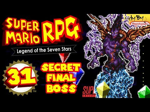 👽 FINAL FANTASY SECRET FINAL BOSS BATTLE CULEX ⭐ SUPER MARIO RPG: LEGEND OF THE SEVEN STARS #31