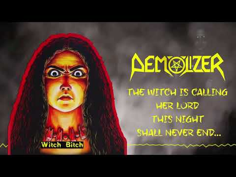 DEMOLIZER - Witch Bitch (offical single trailer)