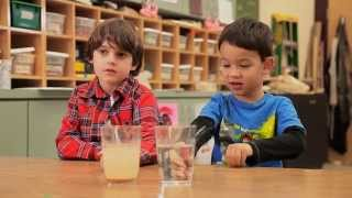 Children Discuss Need for Safe Water