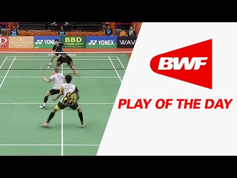 Play Of The Day | SF - Syed Modi International Badminton C'ships 2017