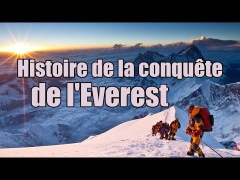Histoire de la conquête de l'Everest - documentaire complet