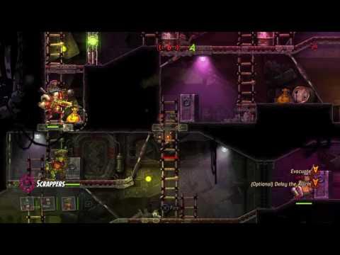 Steamworld Heist |