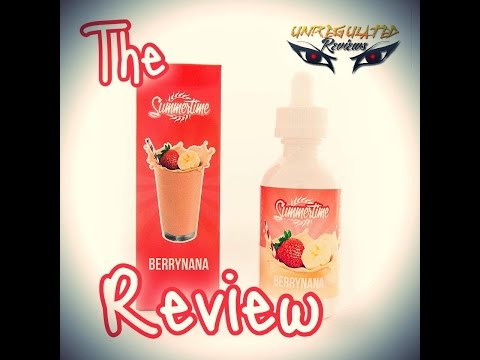 The summer Time Berry Nana review