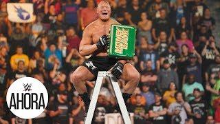 Todos los resultados de Money in the Bank: WWE Ahora, Mayo 20, 2019
