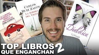TOP LIBROS RÁPIDOS DE LEER 2 | Javier Ruescas