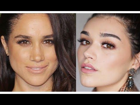 Meghan Markle Inspired Make Up Tutorial