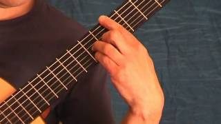 Ave Maria (Schubert) arranged for classical guitar