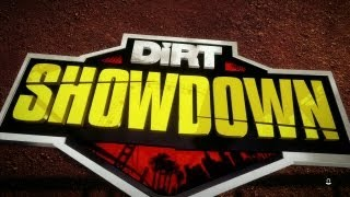 DiRT Showdown: Xbox 360 demo gameplay