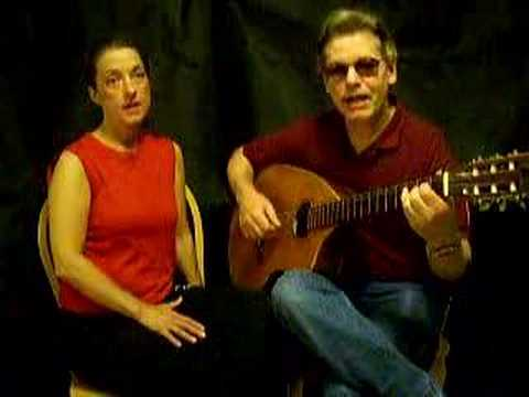 Blessed Are They - A Bible song sung by Jack & Laurie Marti