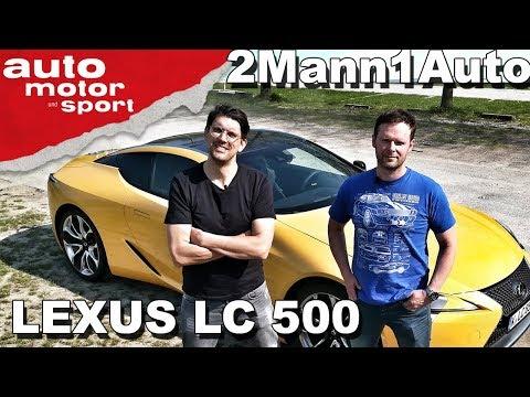 Lexus LC 500 | 2Mann1Auto | auto motor und sport