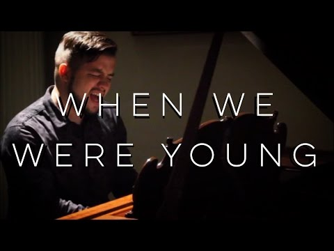 When We Were Young - Adele (Adrian Herrera Cover)