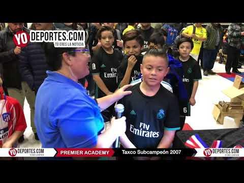 Atletic Magic vs Taxco Premier Academy Soccer League