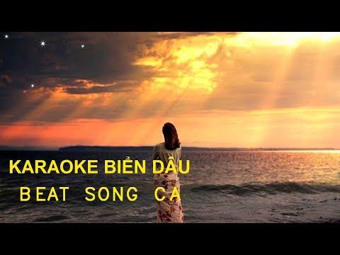 Karaoke Biển dâu song ca - Beat chuẩn full HD