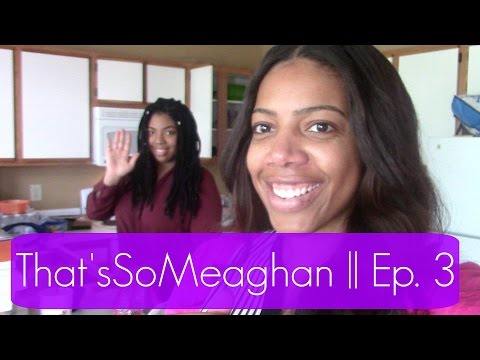 That'sSoMeaghan|| Ep.3 Chik-fil-A, Nails, Cousin Does My Makeup