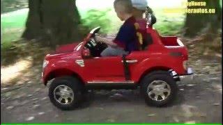 Электромобиль Ford Ranger с радуоуправлением(Электромобиль Ford Ranger http://spok.ua/bambi-m-2764ebr-1/p118960/, 2015-12-22T09:52:14.000Z)