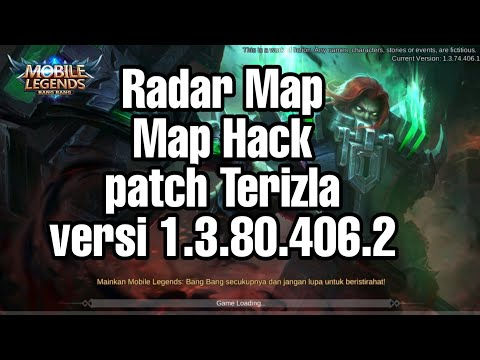 MOD Maphack Drone Viewer Mode GM patch Guinevere versi 1.3.47.3692