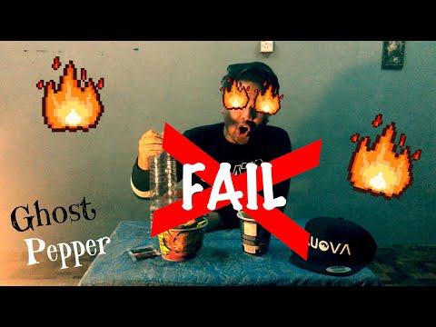 GHOST PEPPER CHALLENGE LUOVA [Part1]