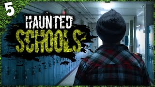 5 REAL and HORRIFYING Haunted Schools | Darkness Prevails