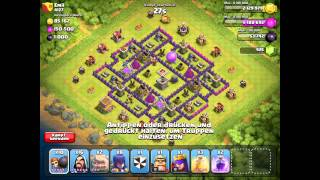 Clash of Clans Coming Back Special Attack Me/clan war/info !