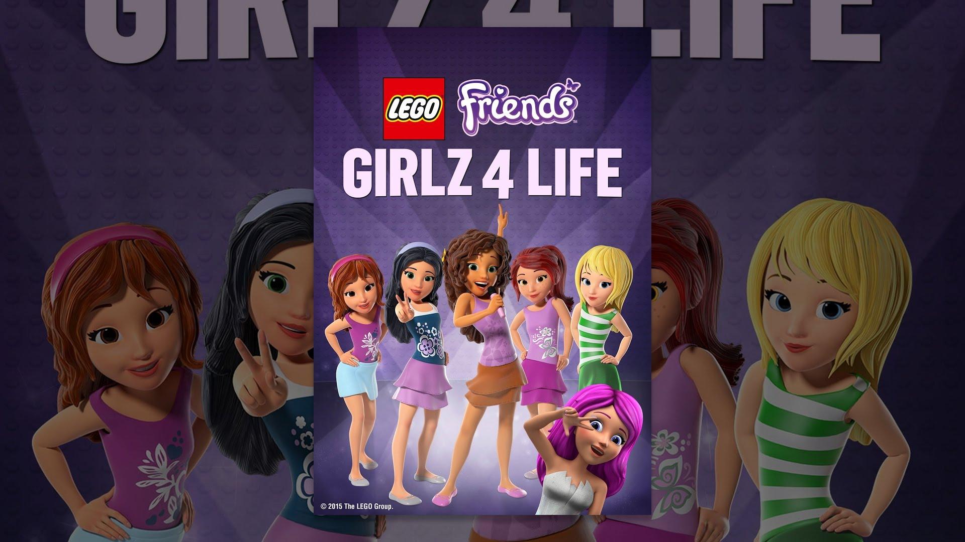 LEGO Friends: Girlz 4 Life (Doblada) - YouTube