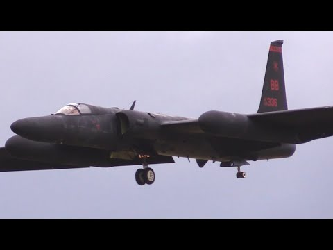 Lockheed U-2 - RAF Fairford 28th August 2015