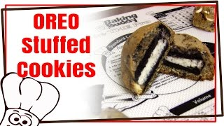 Oreo Stuffed Cookie: Secret Way To Make Easy - How To Use Baking Buddy Silicone Mat