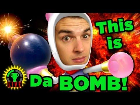 I'M A LOSER! | Super Bomberman R