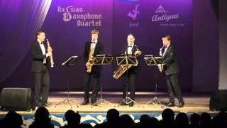 Российский квартет саксофонов. Концерт в г. Абакан(, 2015-10-07T18:18:50.000Z)
