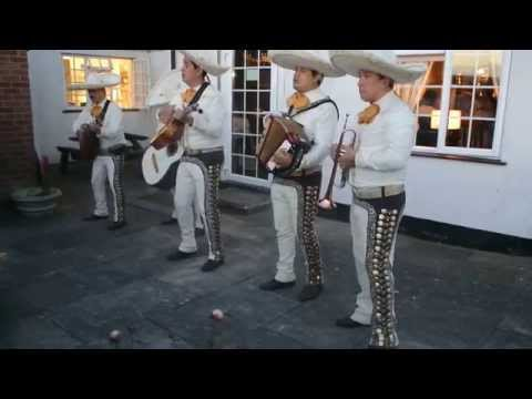 Tequila... with the Mariachi Doritos Band