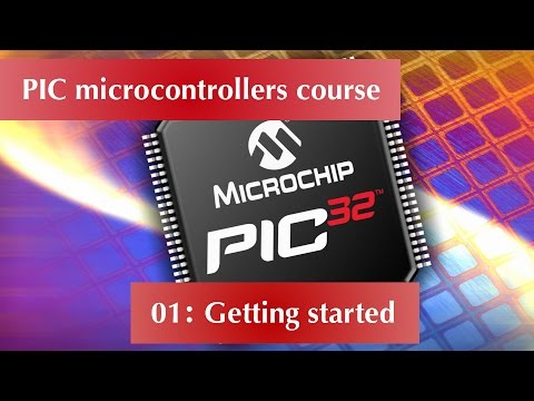 Getting Started With PIC Microcontrollers: 6 Steps