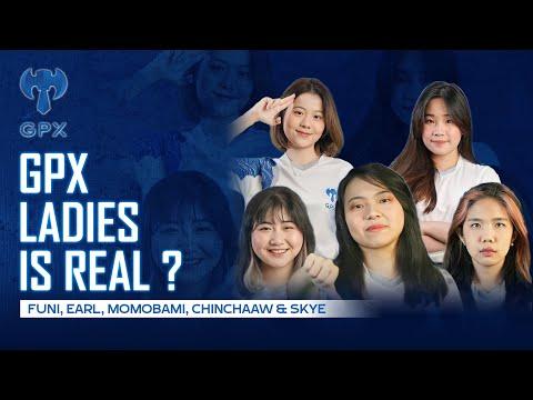 UPTREND#36 - GPX LADIES IS REAL!  MOMOBAMI, CHINCHAAW & SKYE RESMI GABUNG KE TIM GPX LADIES