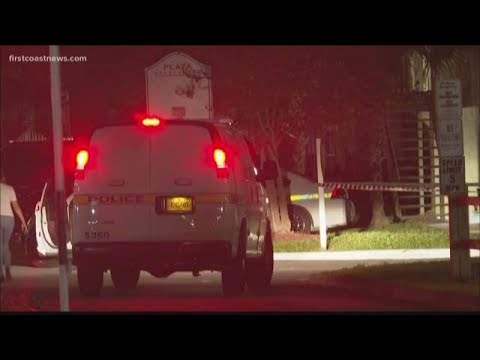 Man dead, woman injured after overnight shooting near Fort Caroline Middle School
