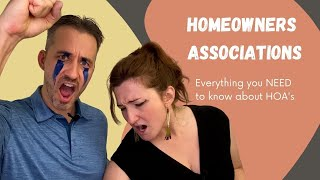 Homeowners Association | Everything you NEED to Know