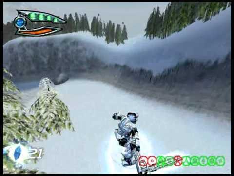 Toa Kopaka Gameplay (Part 1 of 2) Bionicle the Game