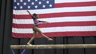 Lauren Little  - Balance Beam - 2019 U.S. Gymnastics Championships - Junior Women Day 2