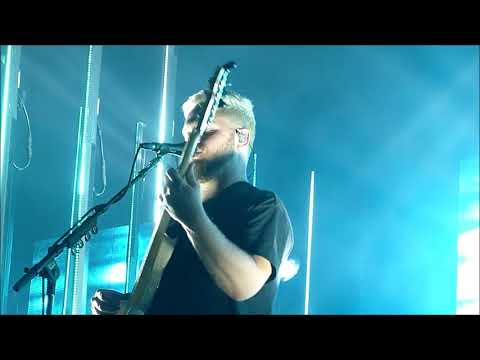 Alt-J live in St Petersburg 2017 (part)