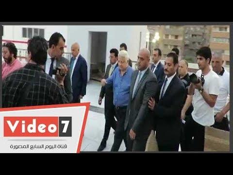 وزير الرياضة يتفقد نادى الزمالك فى أول زيارة رسمية  - نشر قبل 17 ساعة