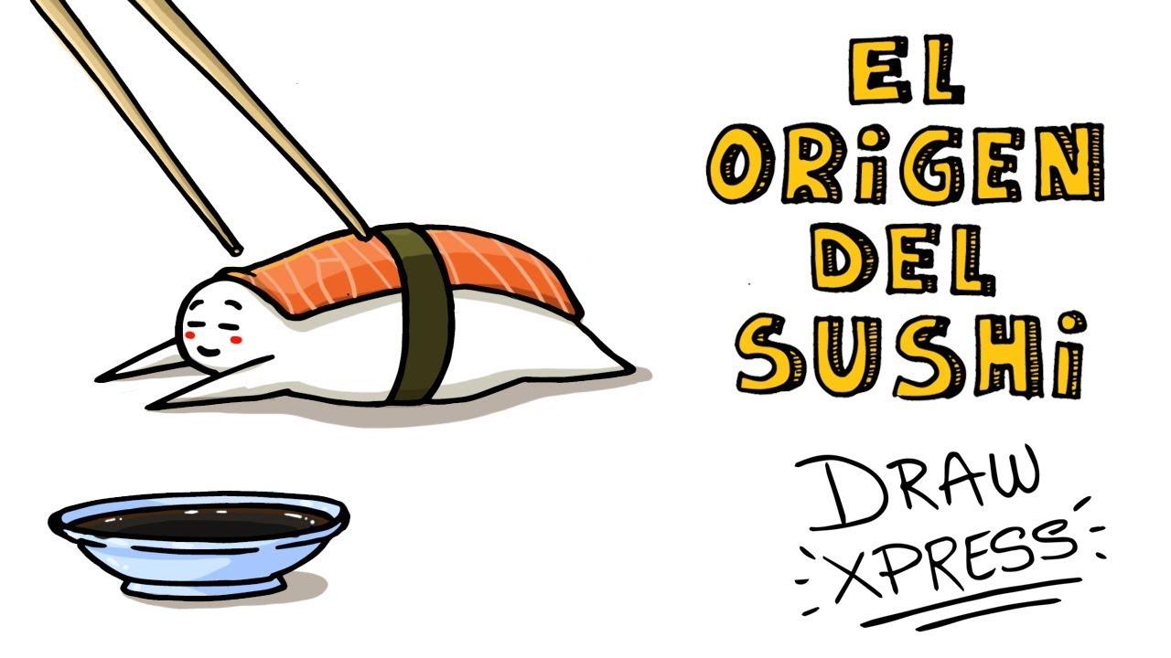 EL ORIGEN DEL SUSHI