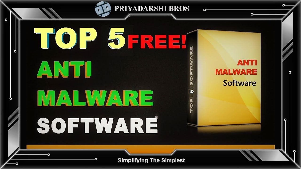 Free Malwarebytes Premium Alternatives Youtube
