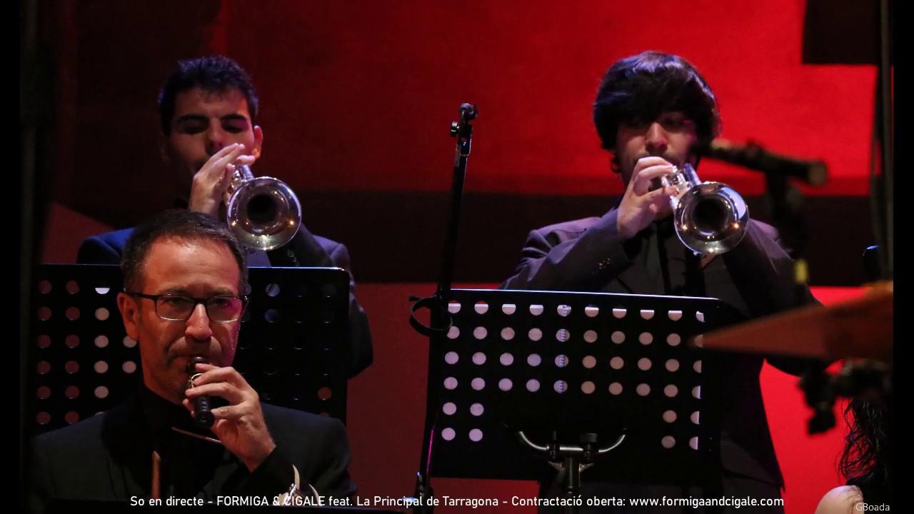 FORMIGA AND CIGALE feat. Principal de TGN - ESTRENA