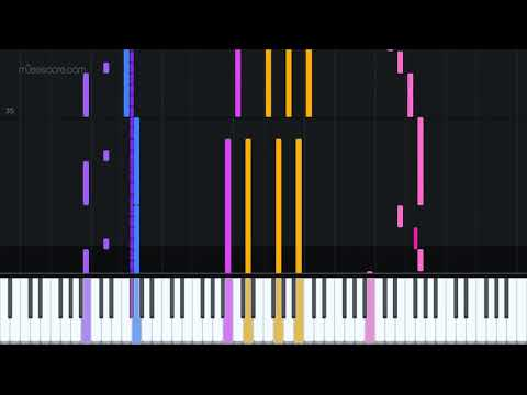 Composition 22416 Percussion Ensemble by Willy Deals [Piano Tutorial + Sheet music] thumbnail