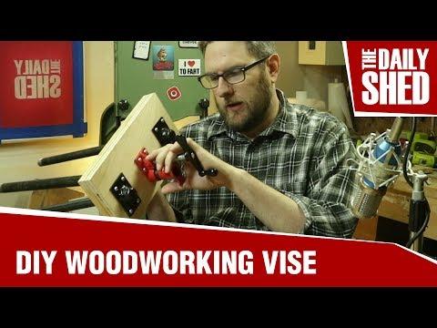 DIY WOODWORKING VISE
