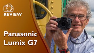 Panasonic G7 detailed hands on review in 4K (DMC-G7)