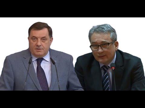 Međusobne optužbe u slučaju 'Dodik-Bosić'
