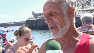 Embarcación de la Virgen del Carmen 2016 Puerto de la Cruz (Parte 1/3)