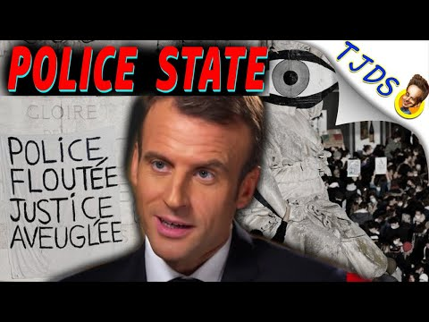 Police State Law Makes Filming Police Illegal!