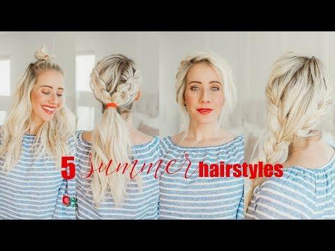 5-summer-hairstyles!!!!!
